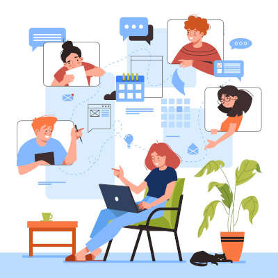 Socialization is Even More Crucial While Working Remotely